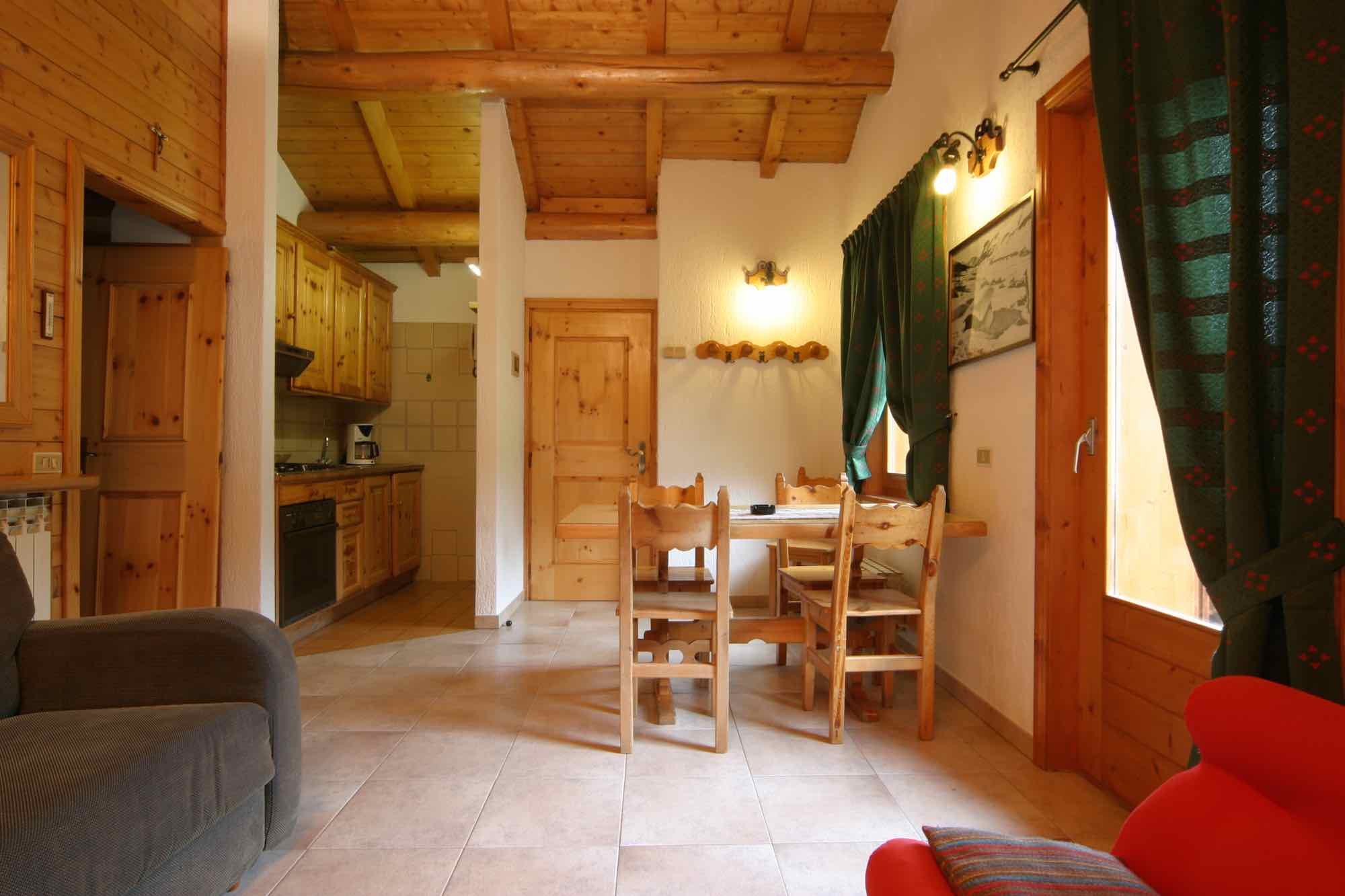 Bait da Borch - Via Saroch N.1430/f, Livigno 23041 - Apartment - Appartamento Vetta 1