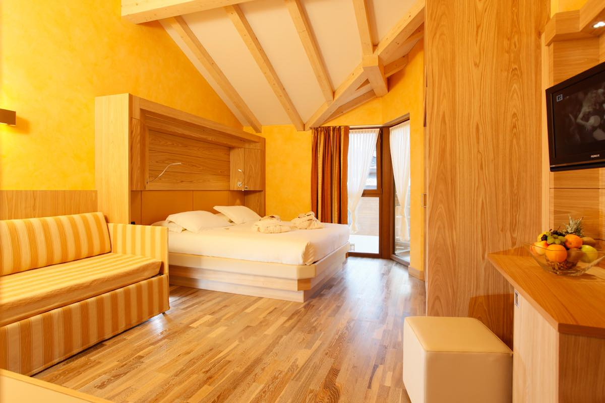Hotel Alp Wellness Mota - Via Ostaria, 11 Superior 1
