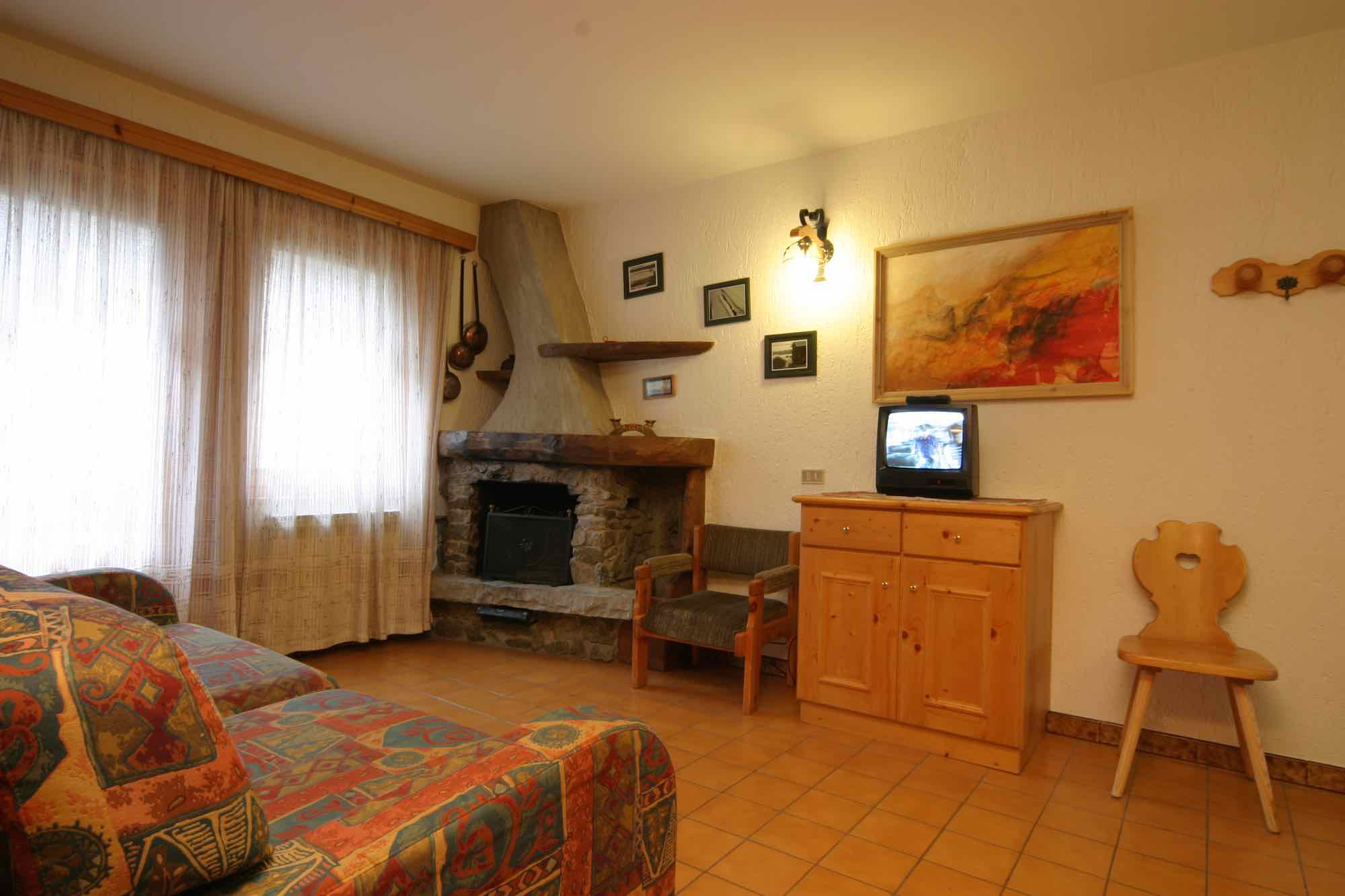 Bait da Borch - Via Saroch N.1430/f, Livigno 23041 - Apartment - Appartamento Federia 2