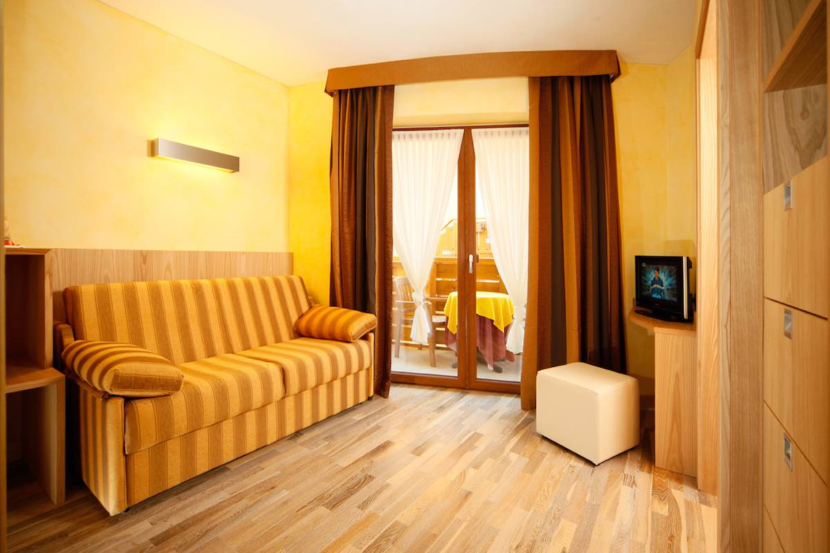 Hotel Alp Wellness Mota - Via Ostaria, 11 - Room - Suite Rubino 2
