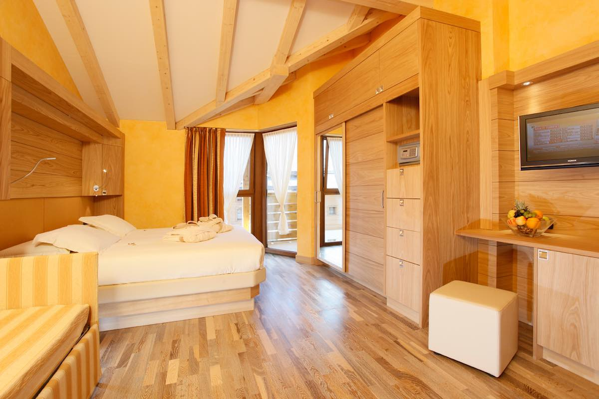 Hotel Alp Wellness Mota - Via Ostaria, 11 Superior 2