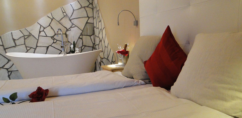 Hotel Cristallo - Via Rin, 232 Suite 6