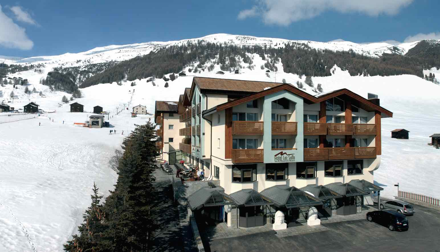 Hotel Lac Salin and Mountain resort - Via Saroch N.496d, Livigno 23041